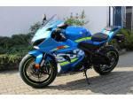 Nové moto na díly Suzuki GSX-R 1000 2017