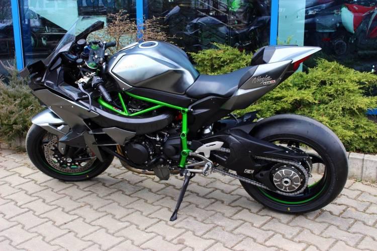 Kawasaki - Ninja H2R - 1499850Kč